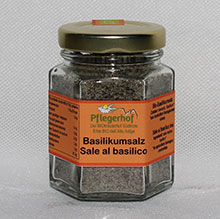 Basilikumsalz 60g