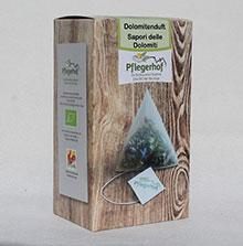 Dolomitenduft (20 aromatische Kräuterpyramiden)