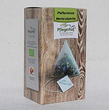 Pfefferminze (ca. 23 Pyramidenbeutel biologisch abbaubar)