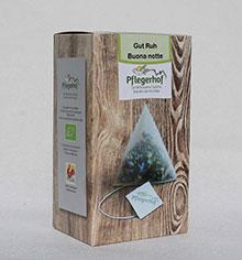 Gut Ruh (20 biologisch abbaubare Pyramidenbeutel)
