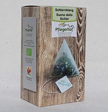 Schlernklang (20 schmackhafte, biologisch abbaubare Kräuterpyramiden)