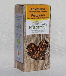 Früchtemix mit Hagebutte und Sanddorn