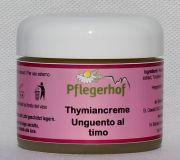 Thymiancreme