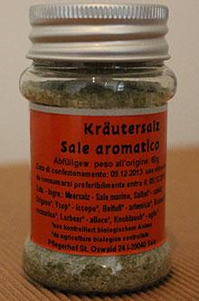 Kräutersalz 60g