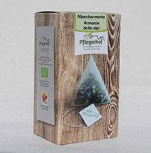 Alpine harmony/Alpenharmonie (20 teabags biodegradable)