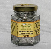 Minzezucker
