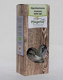 Alpine harmony/Alpenharmonie (10 teabags biodegradable)