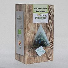 Evening Blend/Für den Abend * (20 pyramidial teabags biodegradable)