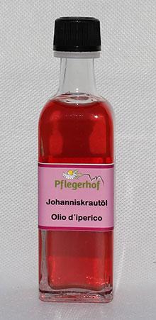 St. Johns wort oil/Johanniskrautöl